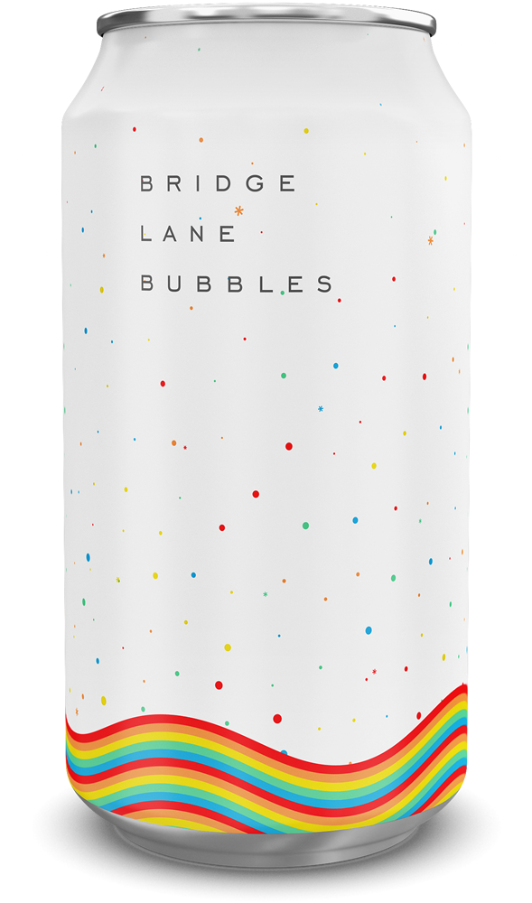 Bridge Lane Bubbles 4-Pack (Cans)