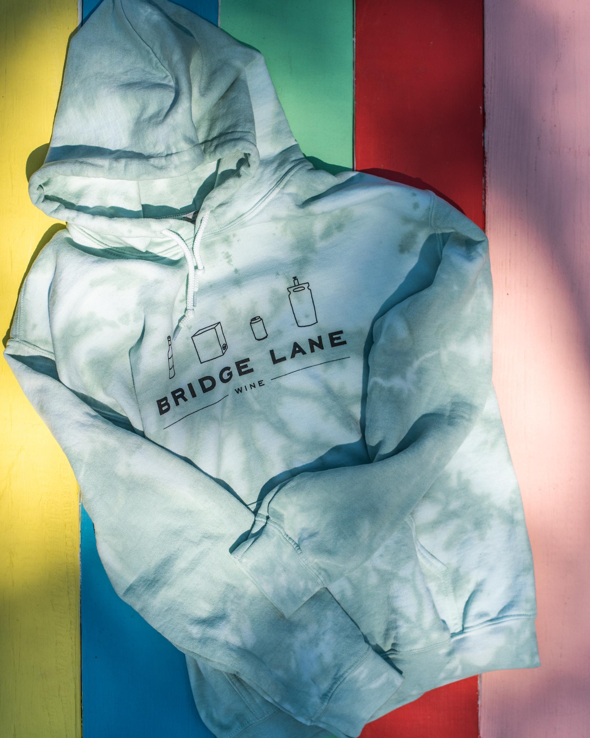 Bridge Lane Logo Sweatshirt Large