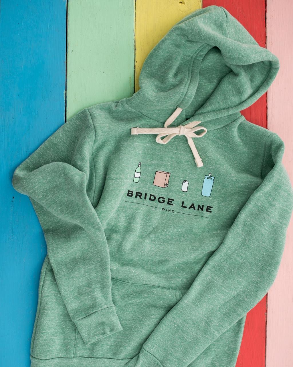 Bridge Lane Logo Sweatshirt Small