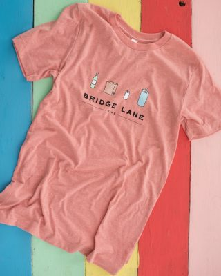 Bridge Lane Logo T-Shirt Small