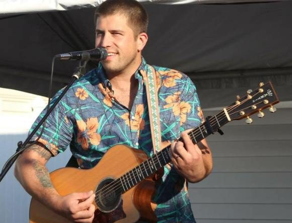 Live Music by Bryce Larsen
